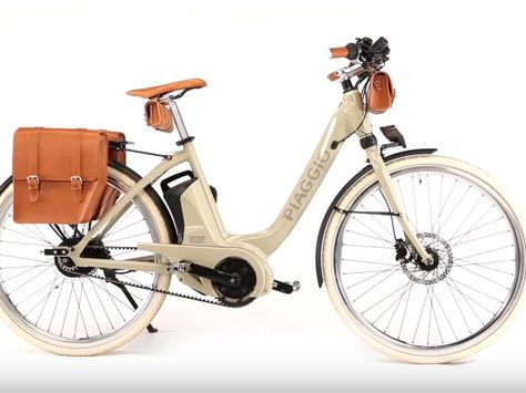 An Italian Company Created An Electric Bike That Will Text You If