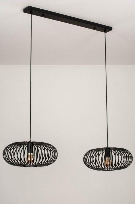 Hanglamp 73610 Landelijk Rustiek Modern Retro Hanglamp Lichtarmaturen Verlichting