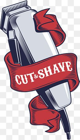 Grey Razor Png Free Download Barber Haircuts Barber Shop Barber Logo