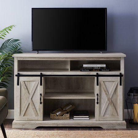 24+ Modern farmhouse tv stand type