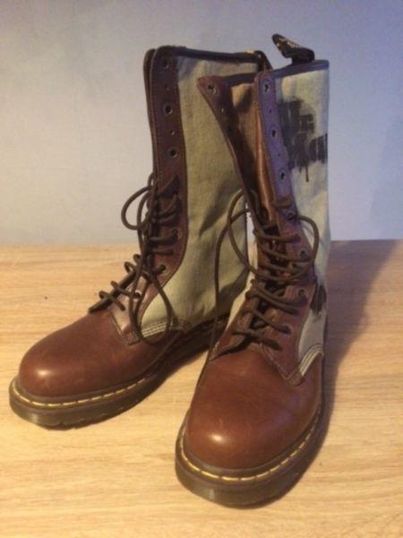 Ich habe diese original Dr. Martens Boots (Grösse 42) in