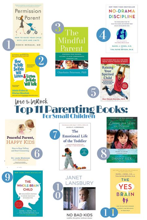 Top Parenting Books + Other Resources For Raising Toddlers — Love & LaRock