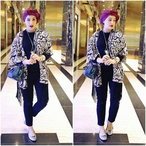 Ascia AKF @ascia_akf | Websta | Hijab turban style, Hijab