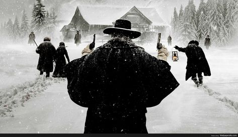the hateful eight wallpaper : HD Wallpapers Download