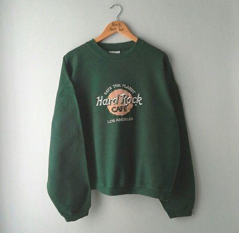 vintage Hard Rock Cafe sweater