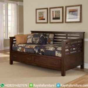 Bale Bale Modern Classic Jual Furniture Keysha Furniture Daybed With Storage Furniture Home