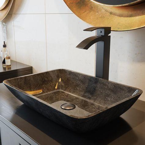 Bathroom Faucet Sink Vessel