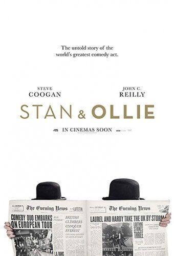 Stan Ollie Cinebiografia Da Dupla O Gordo E O Magro Ganha