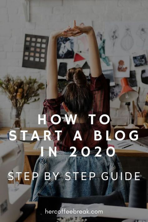 Blogging for beginners. How to start a blog in 2020 from scratch to finish. Blogging tips. Wordpress.