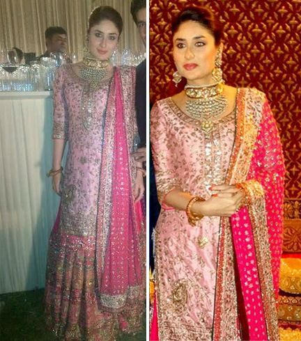 Kareena Kapoor Wedding Dress Ideas We Can Steal Looks From