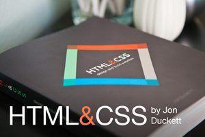 Duckett S Html Css A Beginner S Web Dev Book You Can Actually Read Web Design Tips Web Design Books Simple Web Design