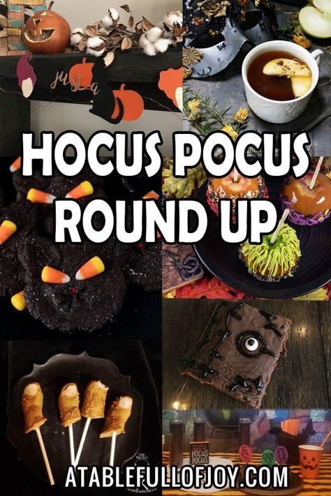 Hocus Pocus Amuck Amuck Amuck Sanderson Sisters Halloween Candy Treats Jar NEW