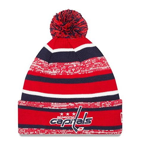 Washington Capitals Cuffed Knit