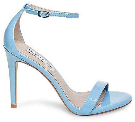 Stecy baby blue heels. Something blue