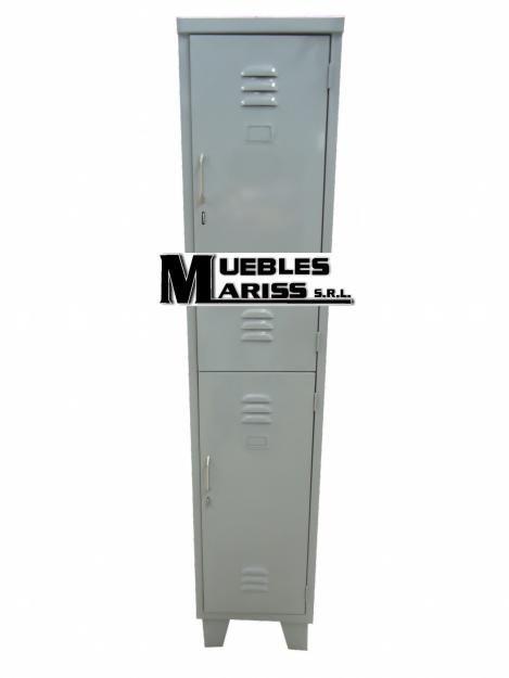 Locker metalico, casilleros metalicos, lockers, roperos para - bao vestidor