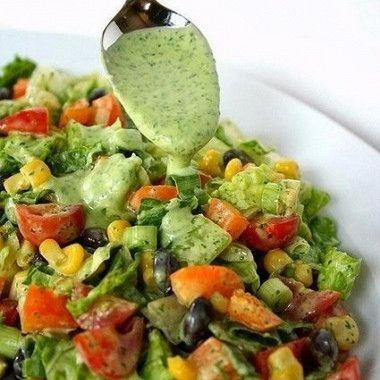 Рецепт соуса авокадо - Кулинарные рецепты - лучшие рецепты легкой еды!   380x380