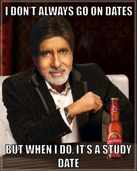 Amitabh Bachchan! #desi #joke #indian #pakistani #arab #meme #so true
