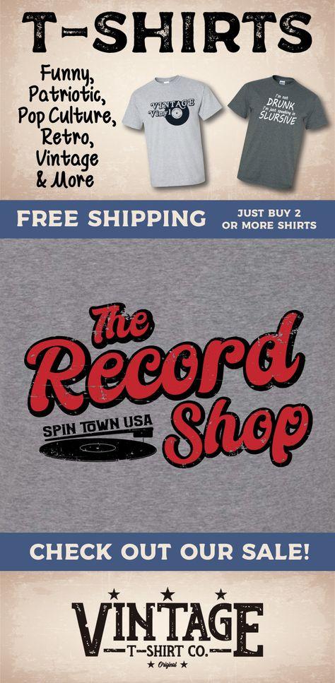 3f05fe700b4 Vintage tshirt with saying. Vintage T-Shirt Co. sells funny t-shirts