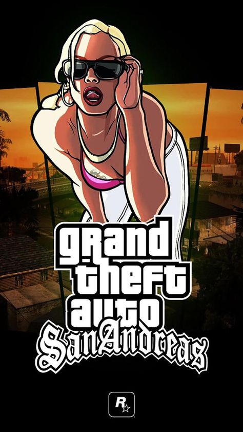 Download GTA San Andreas Wallpaper by DjIcio - 95 - Free on ZEDGE™ now. Browse millions of popular gta Wallpapers and Ringtones on Zedge and personalize your phone to suit you. Browse our content now and free your phone