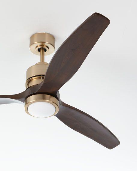 20 Of The Best Modern Ceiling Fans Modern Ceiling Fan Brass