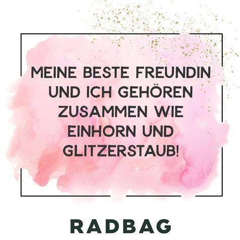 Beste Freundin Sprüche #bestfriend #bff #quotes #quote #funny #freundin #bestefreundin #forever #lustig #spruch #qootd