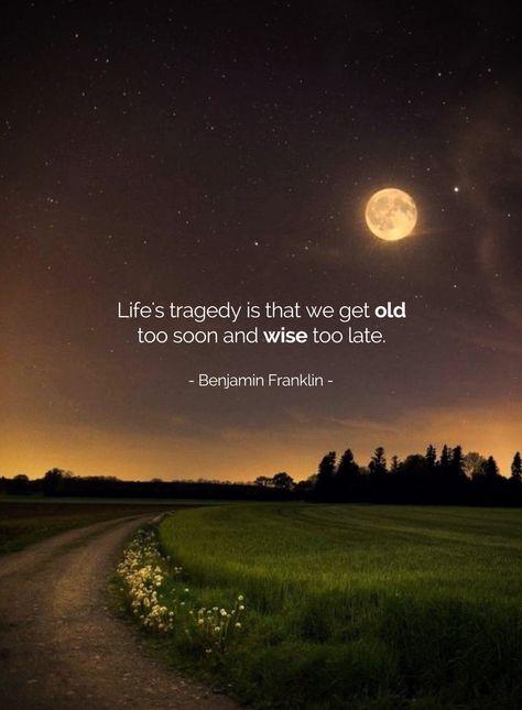 Sad, but true. #lifequotes #lifelessons #wisdomquotes