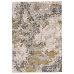 Reichenbach Yellow Gold Area Rug Grey And Gold Bedroom Modern Wool Rugs Grey Rugs