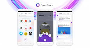 Opera Touch Pro v1 10 2 Apk Free Download Fast Browser