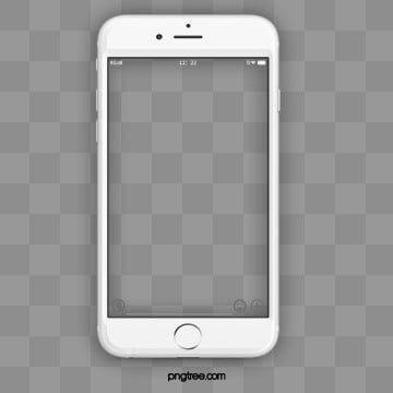White Simple Mobile Phone Decorative Patterns Phone Clipart White Simple Png Transparent Clipart Image And Psd File For Free Download Telefone Movel Codigos De Telefone Design De Aplicativos