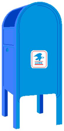 city mailbox photo hd wallpaper freehdwall mailed in usa rh pinterest com Envelope Clip Art US Mailbox Clip Art