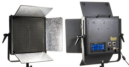 IDMX1000-v2 1000 LED Studio Light with Touchscreen DMX Control.