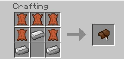 Xbox Minecraft How To Craft A Saddle