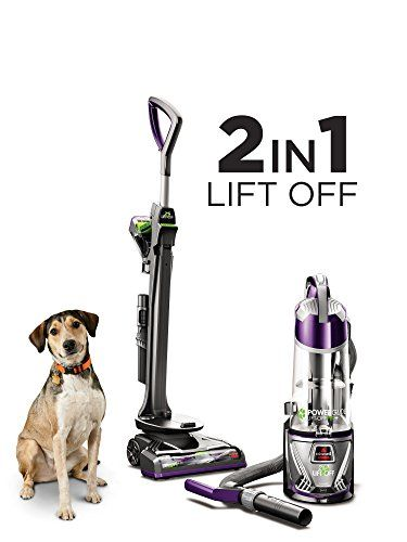 Get Offer Bissell 20431 Powerglide Lift Off Pet Plus Upright