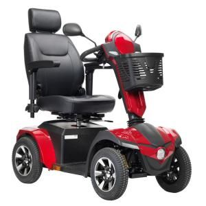 Drive Medical Panther 4-Wheel Heavy Duty Scooter, 20 in. Captain  Seat-PANTHER20CS - The Home Depot | Mobility scooter, Electric scooter for  kids, Scooters for sale