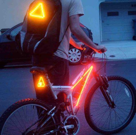 Bike Lighting System 1 Fahrrad Licht Fahrrad