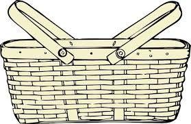 Image Result For Basket Clipart Basket Drawing Picnic Basket Clip Art