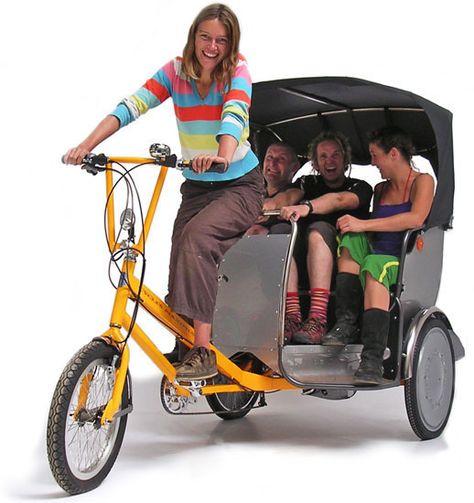 Bike Cart, Electric Trike, Pedal Cars