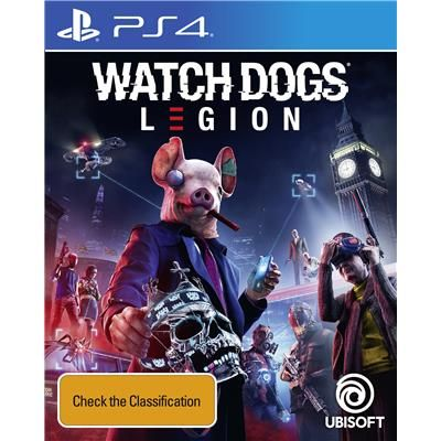 Ps4 Exclusive Games 2020.Watch Dogs Legion Ps4 Eta 6 March 2020 Wishlist In