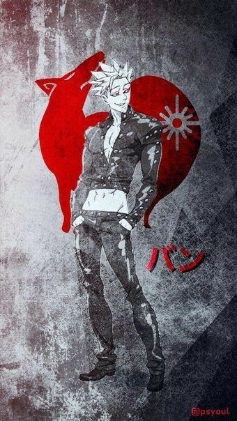 Pin De Tanner Em Seven Deadly Sins Em 2020 Seven Deadly Sins Anime Nanatsu Nanatsu No Taizai Manga