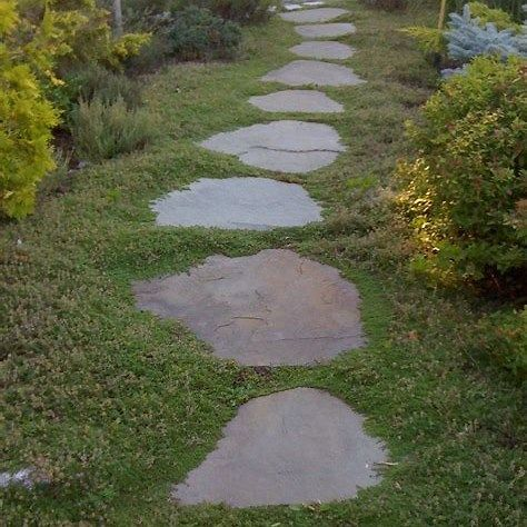 60 Best Ideas To Beautify Your Stepping Stones Garden Stepping Stones Stepping Stone Paths Garden Stones