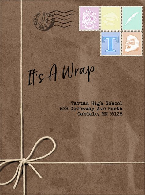 We are pleased to announce the cover of the 2019 yearbook. this year's theme is all about wrapping up the best memories of the year into our book. Yearbook Staff, Yearbook Pages, Yearbook Spreads, Yearbook Covers, Yearbook Layouts, High School Yearbook, Yearbook Theme, Yearbook Design Layout, Yearbook Pictures