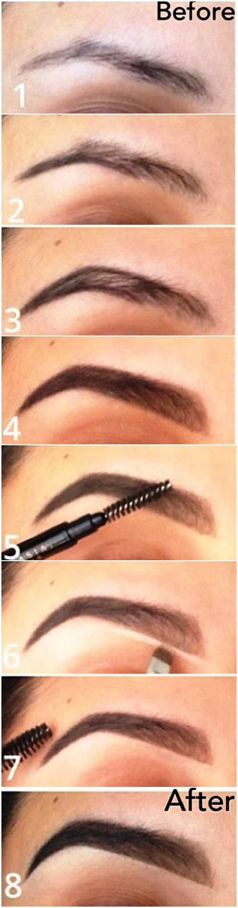 How To: Brow Tutorial