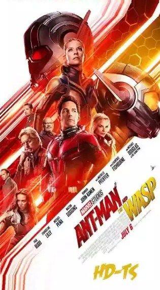 Ant Man And The Wasp 2018 Hindi Dubbed Movie 720p Wasp Movie