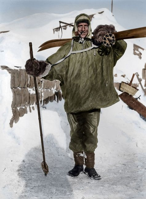 424 Best ├ EXPLORERS & PIONEERS ┤ images | Coldest place