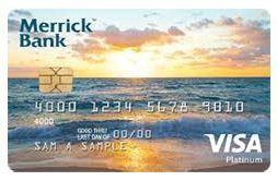 Merrick Bank Credit Card Login Online Merrick Bank Secured Card Bank And Card Bank Credit Cards Miles Credit Card Cash Rewards Credit Cards