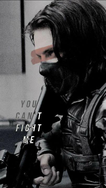 ᴍᴀʀᴠᴇʟ//𝐰𝐚𝐥𝐥𝐩𝐚𝐩𝐞𝐫 - Winter Soldier 1