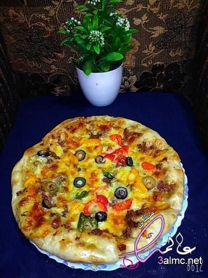 الفطير الشرقى تحفه بوش بيتزا الفطير الخطير الفطير الشرقي بوش البيتزا حاجه كدا من الاخر Food Vegetable Pizza Breakfast