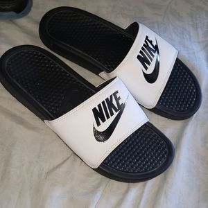 NWOT mens nike slides size 9 #fashion #clothing #shoes ...