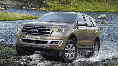Ford Everest 2020 V 2020 G Dizel Ford Vnedorozhniki