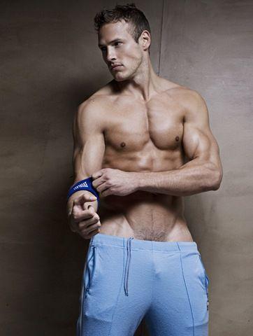 #muscles in #sportswear